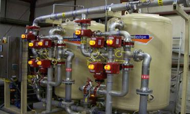 Arrowbear Park, CA Uranium Water Treatment System