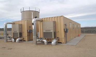 Spring Creek Utilities, NV Arsenic Removal